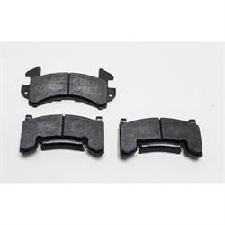 Wilwood 150-8936K D154 PolyMatrix BP-10 Brake Pad Set, GM Metric