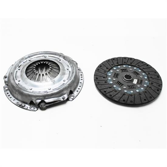 55-79 Chevy/GM Street Series Clutch Kit 10.4 Inch w/1-1/8 In-10