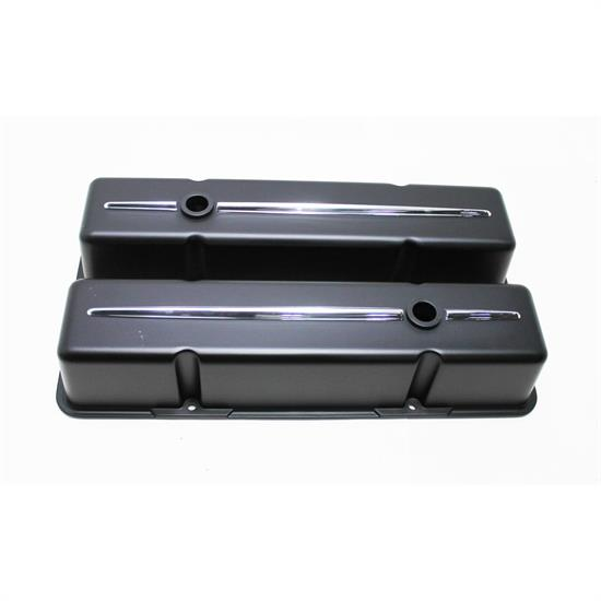 Billet Specialties Streamline Chevy Valve Covers