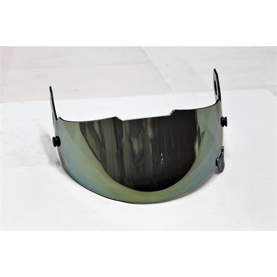 1450c106 Sparco WTX Helmet Shield, Gold