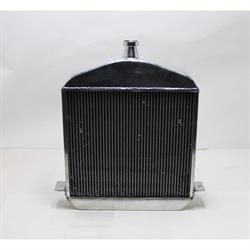1917-23 T-Bucket Aluminum Radiator