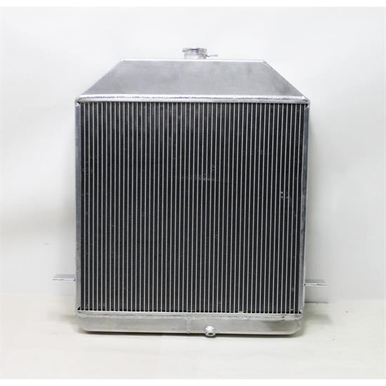 Griffin Deluxe Alum Radiator for 39-40 Ford w/Small Block Ford