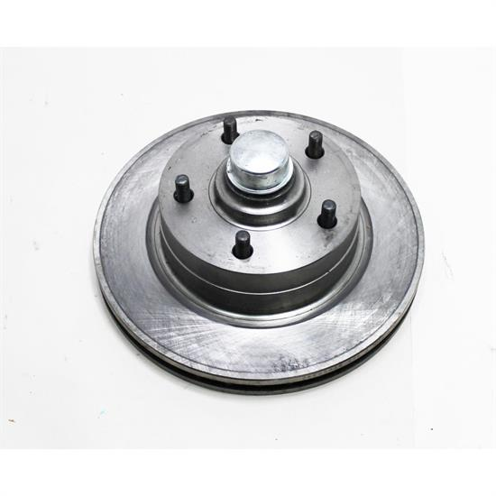 1969-1972 GM Midsize 11 Inch Brake Rotor, 5 on 4 3/4 Inch