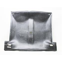PUI 82FHC Plastic Headliner Board for 1982-92 Camaro Coupe