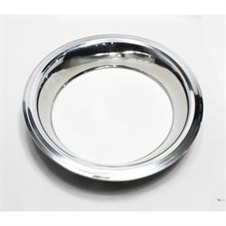 Stainless Steel Beauty Ring for 15 Inch GM Rally Wheel, 3 Inch