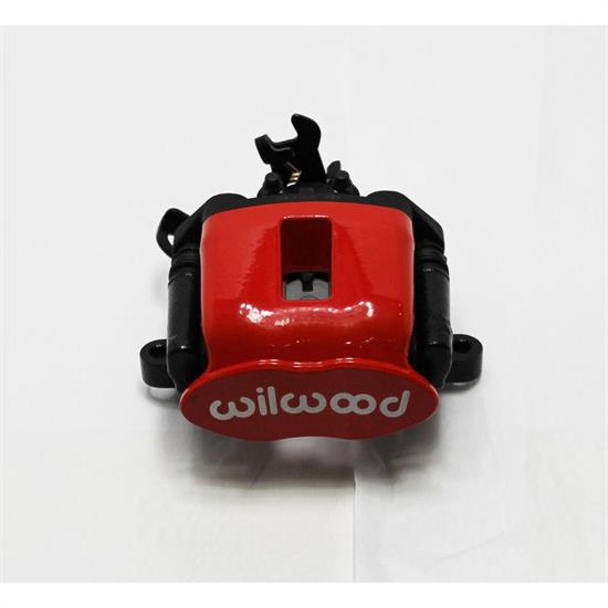 Wilwood 120-9809-RD Combo Parking Brake LH Caliper, 34mm / .84 In