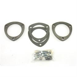 Patriot Exhaust H7269 Collector Flange Kit, 3 Bolt 3-1/2 Inch