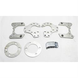 GM Metric Disc Brake to 9 Inch Ford Bracket Set