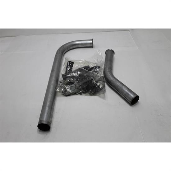 Garage Sale - Hooker 16624HKR Manifold Back Exhaust System