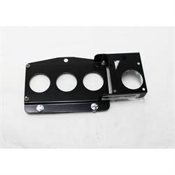 J&J Auto Racing 101024C9 MSD Ignition And Coil Mount