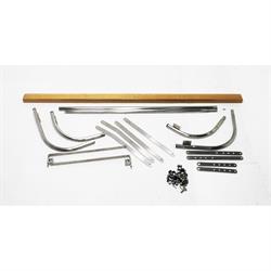Kwik Top Universal Top Iron Kit, Stainless Steel