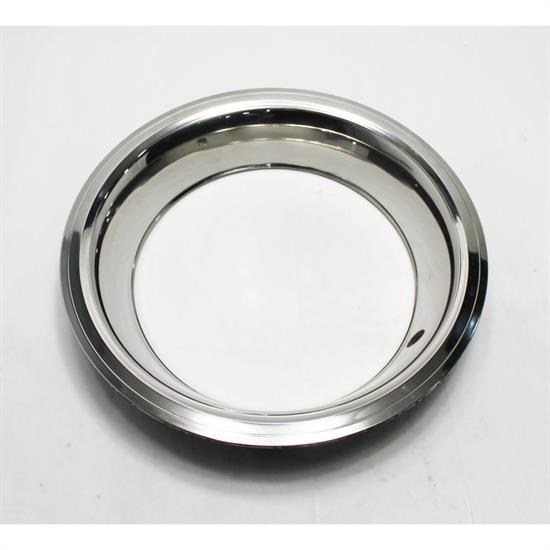 Stainless steel beauty ring for 15 inch gm rally wheel 3 inch wi Style me up fashion trim rings