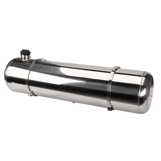 Garage Sale - EMPI 3899 Pol Stainless Steel Fuel Tank, 10x40 In,