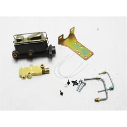 Speedway Universal Ford Style Mustang Master Cylinder Kit (Disc/D
