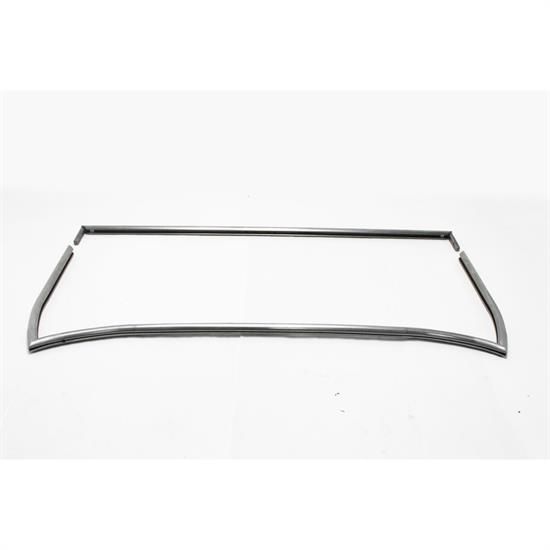 1926-27 Model T Roadster Windshield Frame, Plain