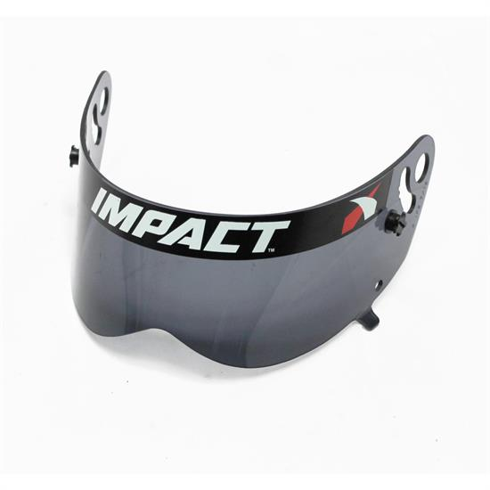 Impact Racing 13199902 Champ Helmet Shield, Fog Free, Dark