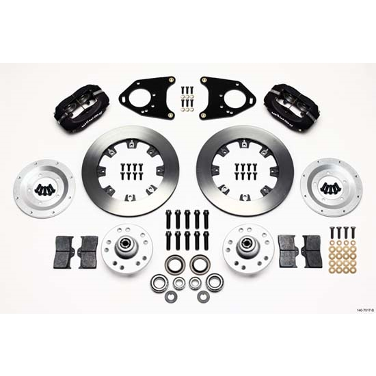 Wilwood 140-7017-B FDL Front Disc Brake Kit, 1971-80 Pinto/Mustan