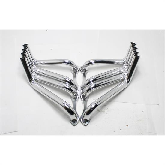 Boom Tube Small Block Chevy Zoomie Headers For Sprints