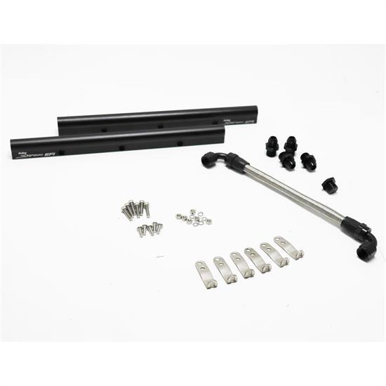 Holley Performance 850001 Fuel Rail Kit For Sniper LS1//LS2//LS6 V8 Manifolds