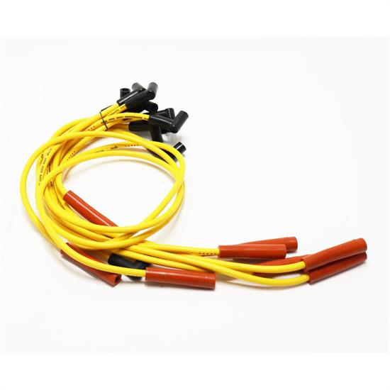 ACCEL 4041K SuperStock 8mm 4000 Series Black Graphite Wire Set