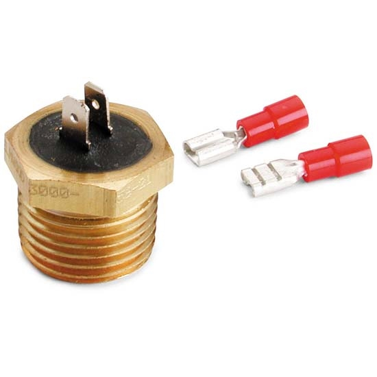Auto Meter 3246 Water Temperature Switch, 170 - 200 Degrees