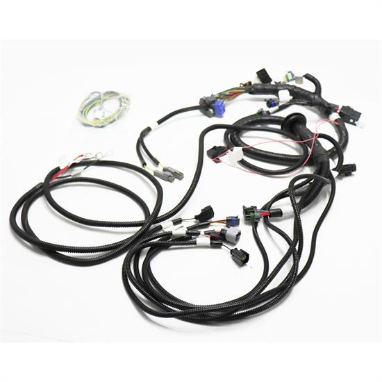 fast 301104 xfi main wiring harness chrysler 5 7l 6 1l hemi rh speedwaymotors com 5.7 hemi wire harness 5.7 hemi wiring harness