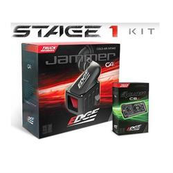 Edge 39012 Stage 1 Intake/Programmer Kit, 10-12 Dodge Cummins Die