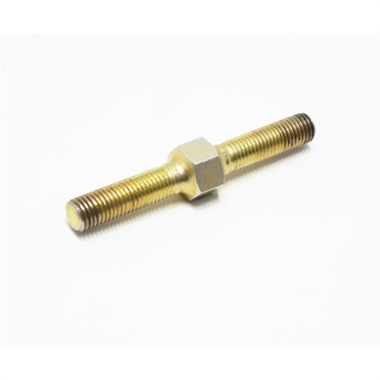 QA1 ASM5-27 Tubing Double Adjuster, Male-Male 5/16-24