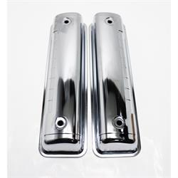 Ford Y-Block Chrome Steel Valve Cover