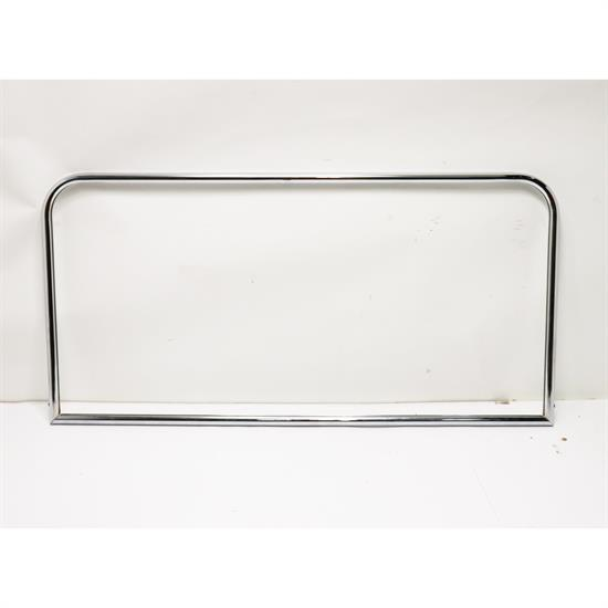 One-Piece Round Top Model T Windshield Frame, 40-1/2 Inches Wide