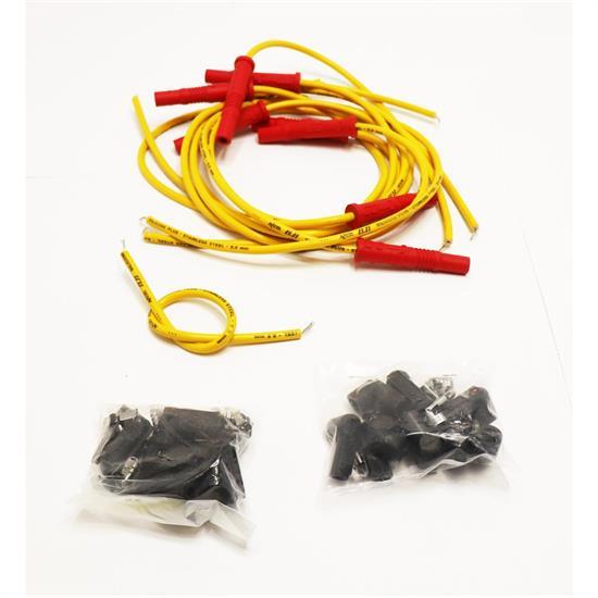 Accel 8025 8 8 Universal Spiral Core Spark Plug Wire Set, Straigh