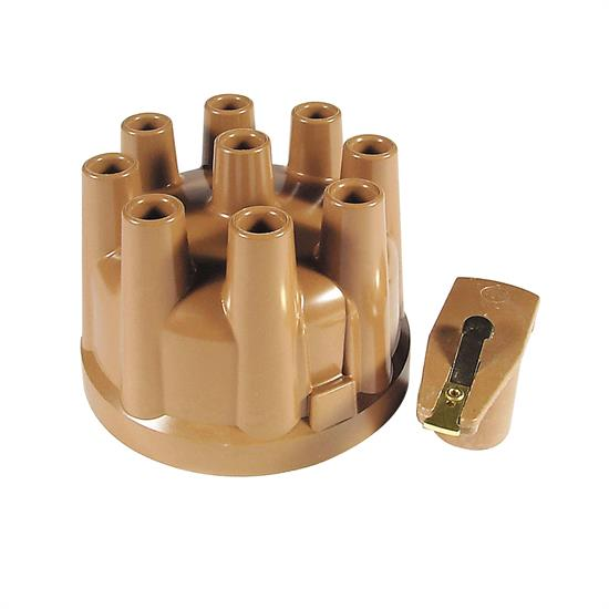 ACCEL 8220ACC Distributor Cap & Rotor Kit, Female Socket Style