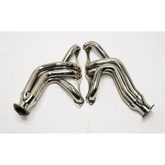 1955-1957 Small Block Chevy Chassis Headers, Stainless