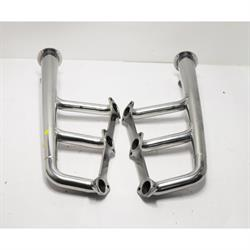 Flathead Ford V8 Lake Style Headers, AHC Coated