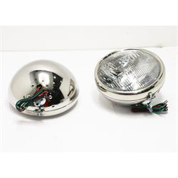 1932 Ford LED Headlights w/Turn Signals