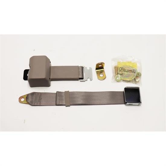 Lift Latch Retractable Seat Belts