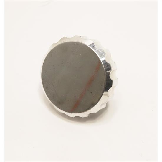 EMPI 17-2761 Billet Aluminum Gas Cap for Stainless Steel Tanks