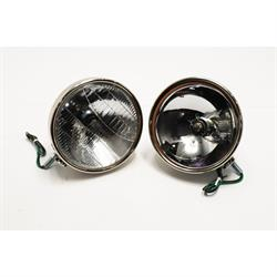 Speedway 1934 Ford 12-Volt Halogen Headlights