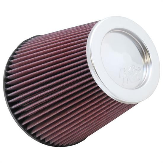 K&N RF-1041 Air Filter, 7.5in Tall, Round Tapered