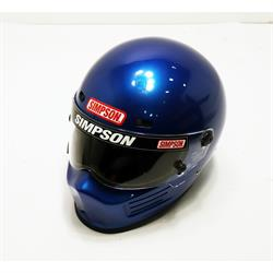 Simpson Super Bandit SA2015 Racing Helmet, Medium