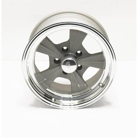 Rocket Racing R70-586540 15x8 Strike Cast Wheel, 5 on 4.5 BP, 4 B
