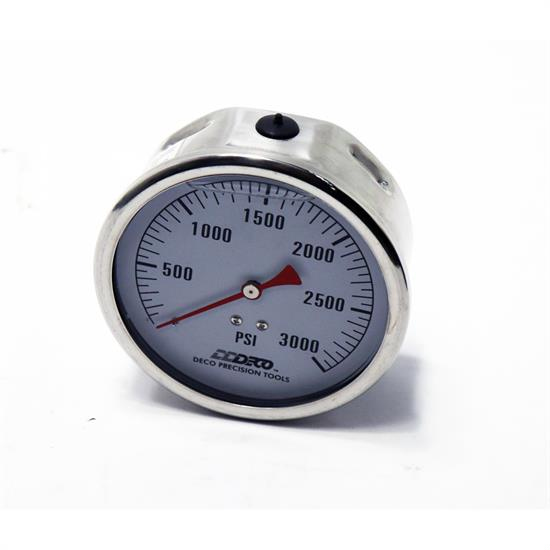 4 Replacement Spring Rater Gauge - 3000 lb. Gauge