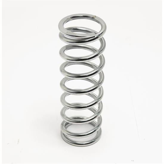 AFCO 23200CR 10 Inch Extreme Chrome Coil-Over Spring, 200 Rate