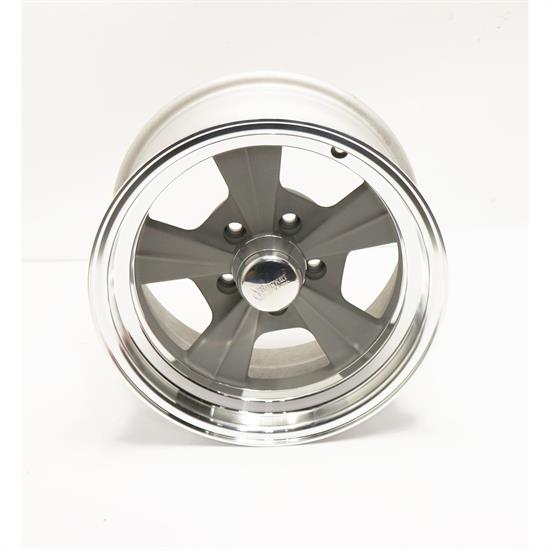 Rocket R70-586540 15x8 Strike Cast Wheel, 5 on 4.5 BP, 4 BS