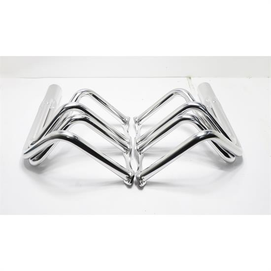 Small Block Chevy Sprint Roadster Headers, AHC Coated