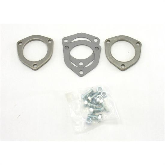 Patriot Exhaust H7230 Stainless Steel Collector Flange Kit, 2-1/2