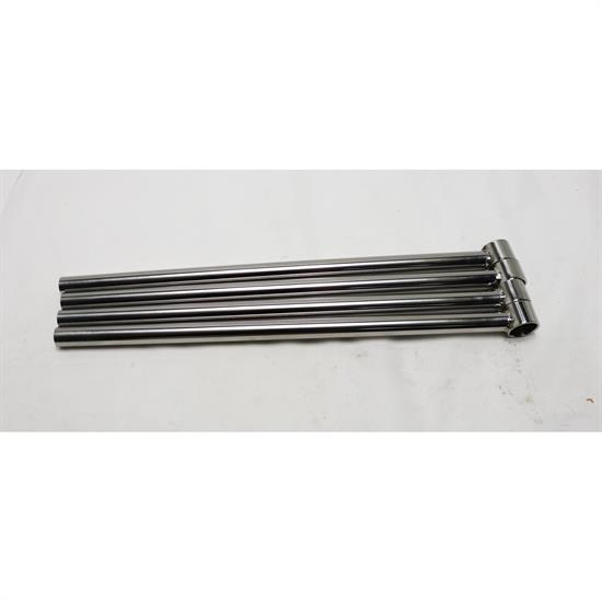 Four-Bar Rear Suspension Tubes, Stainless Steel