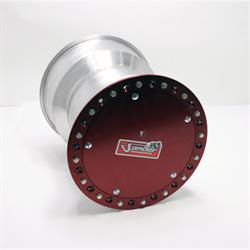 Sander 15-156-SI1 Splined LR Wheel, Inner Beadlock, 15x15, 6 Offs