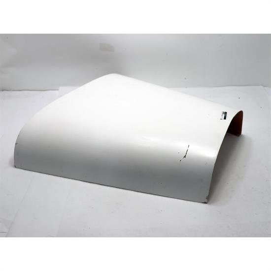 1928-29 Ford Model A Fiberglass Hood for 1932 Grille