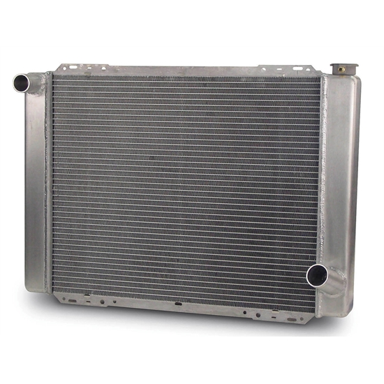 AFCO 80101N-16 Universal Racing Radiator-22.5 In. Core, 27.5 In.